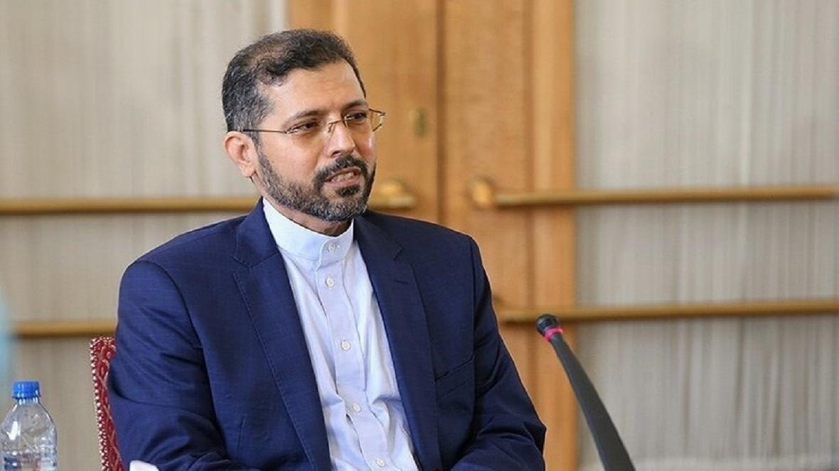خطیب زاده: فعالیت های صلح آمیز هسته ای ایران در چارچوب قوانین بین الملل است ، انگلیس، آلمان و فرانسه به برجام برگردند