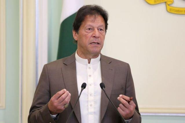 عمران خان شرایط کشمیر پاکستان را ارتقا می دهد