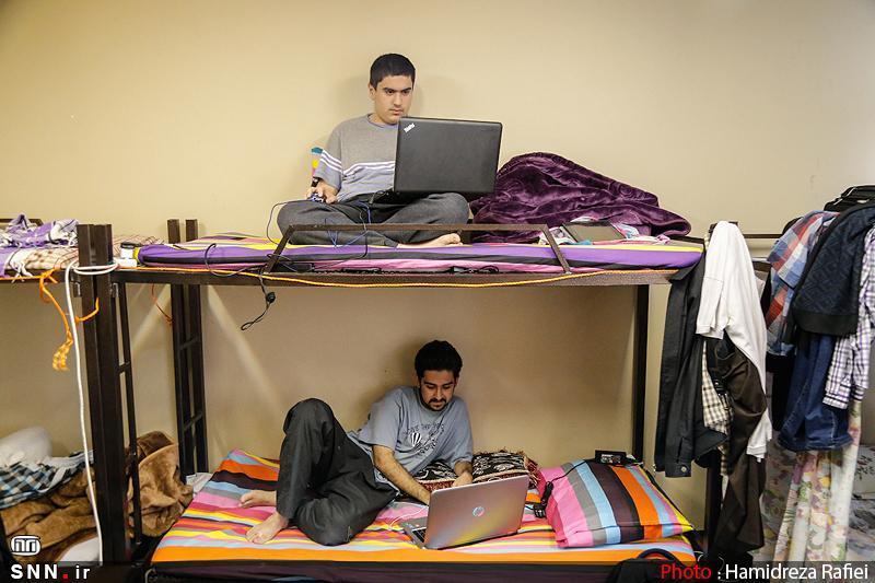 خوابگاه های دانشگاه خواجه نصیر تا 15 آذر دانشجو پذیرش نمی کند