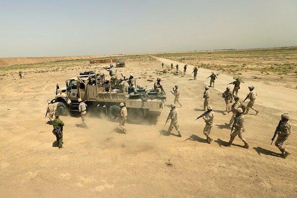 ارتش عراق 4 عنصر تکفیری داعش را شناسایی و بازداشت کرد