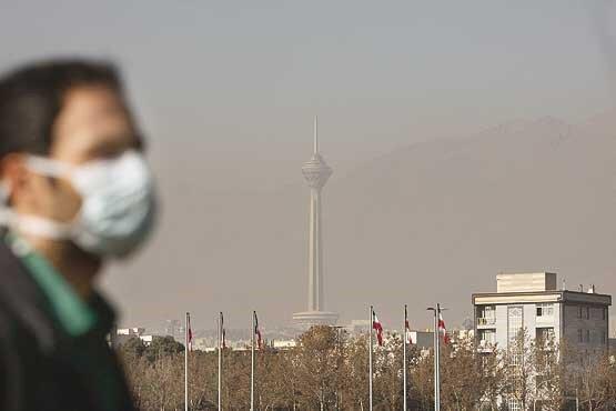پشت پرده آلودگی چند روز اخیر تهران، خبری از ابر و ناپایداری هوا نیست