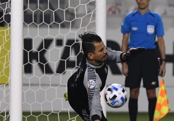 تمجید AFC از امن ترین دستان در دروازه پرسپولیس