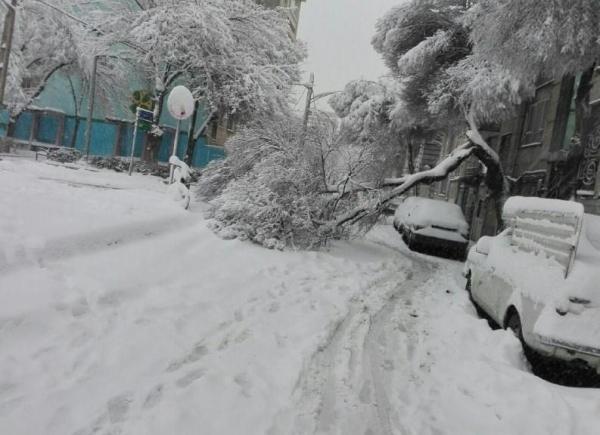 هشدار هواشناسی درباره کوهنوردی، برف و باران در راه ایران