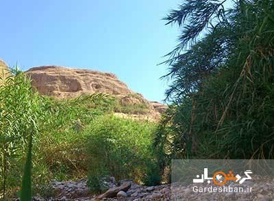 دره اشکفت زرده یا کول خرسان؛ از جاذبه های بکر دزفول، عکس