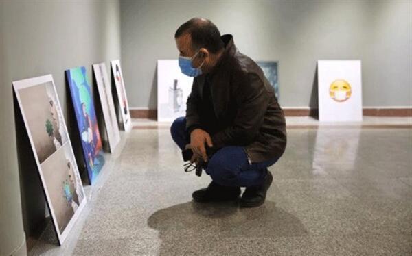 حضور پر رنگ جوانان در رشته نگاری جشنواره تجسمی فجر