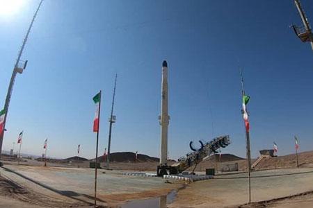پرتاب تحقیقاتی ماهواره بر ترکیبی ذوالجناح با فناوری موتور سوخت جامد