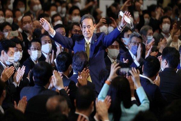 نخست وزیر ژاپن نخستین مهمان خارجی بایدن است