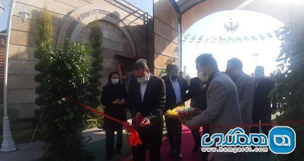 افتتاح مجتمع گردشگری با 37 میلیارد سرمایه گذاری در جنوب تهران