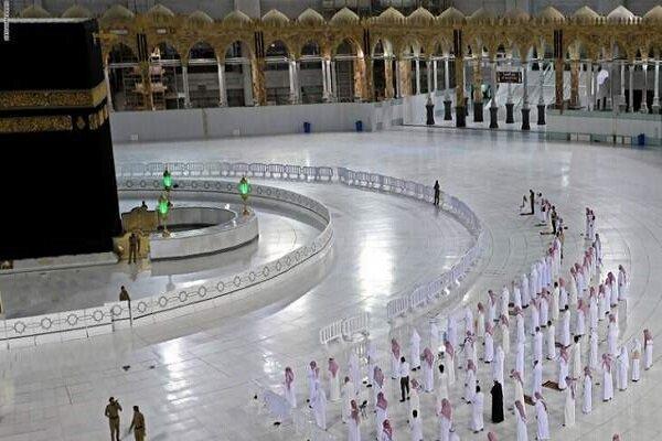 دربهای مسجد الحرام به دوربین های حرارتی تجهیز شدند