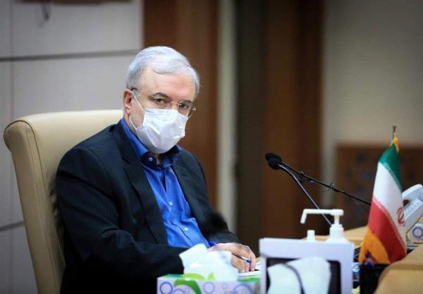 دستور وزیر بهداشت برای برخورد با سواستفاده کنندگان واکسن کرونای پاکبانان