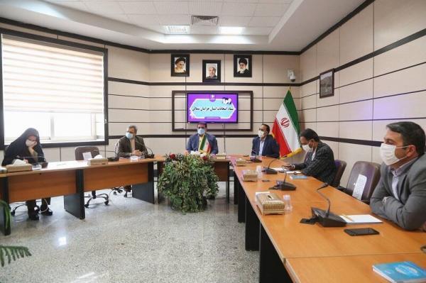خبرنگاران پای هر جایگاه شورای روستایی خراسان شمالی 6.7 داوطلب نشسته است