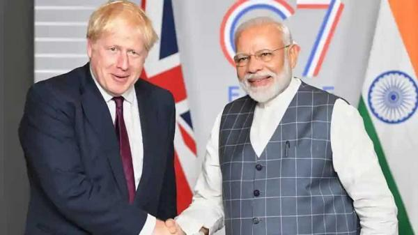 خبرنگاران توافق تلفنی انگلیس و هند برای تعمیق روابط دو جانبه
