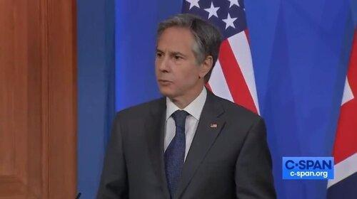 وزیر خارجه آمریکا: ما جدیت خود را برای بازگشت به برجام نشان داده ایم