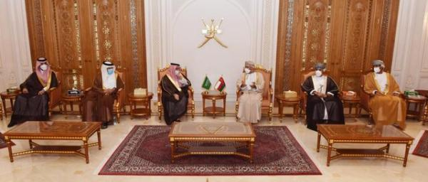 سفر هیئت سعودی به مسقط و پیغام پادشاه عربستان برای همتای عمانی