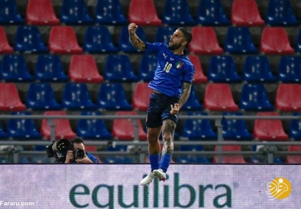 (ویدیو) خلاصه بازی ایتالیا 4 - 0 جمهوری چک 14 خرداد