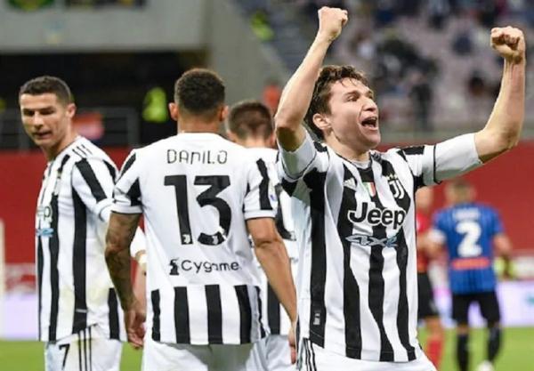 جام حذفی ایتالیا، یوونتوس با غلبه بر آتالانتا قهرمان شد