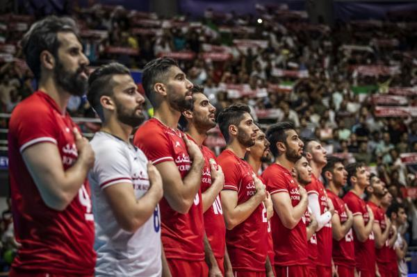 ترکیب 14 نفره والیبال ایران مقابل هلند اعلام شد؛ بازگشت معروف و حضرت پور