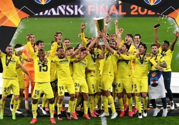 لیگ اروپا، ویارئال در انتها ماراتن مهیج پنالتی ها جام را بالای سر برد، اِمری دست نیافتنی تر شد
