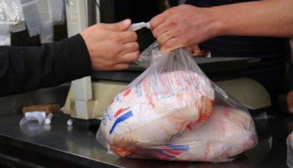 قیمت مرغ بالاتر از 24 هزار و 900 تومان گرانفروشی است