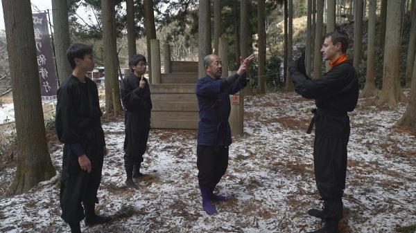 ماجراجویی در ژاپن؛ مدرسه آموزش جاسوسی مخفی ژاپن فئودالی