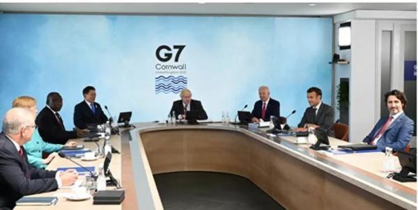 پکن خواهان توقف دخالت گروه 7 در امور چین شد