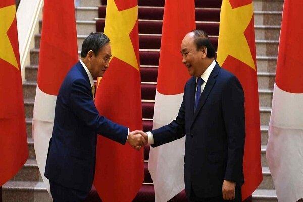 تور ویتنام: ژاپن توافق فروش تجهیزات و تکنولوژی نظامی به ویتنام را امضاء کرد