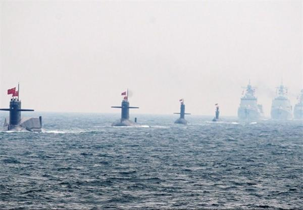 شناسایی زیردریایی چینی در آب های ژاپن