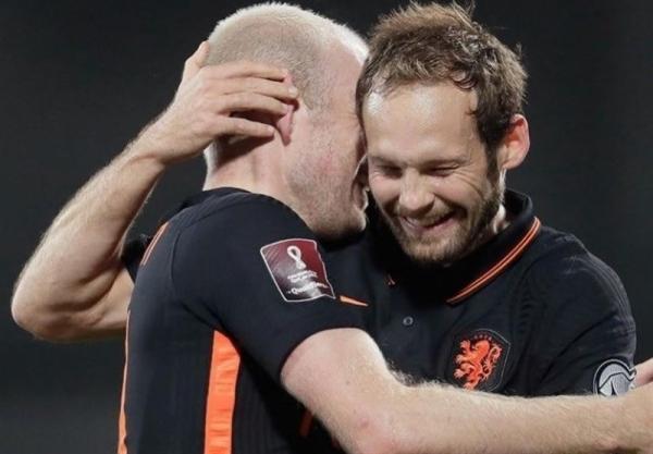 تور هلند: انتخابی جام جهانی 2022، فزونی هلند، کرواسی و روسیه مقابل رقبا، آلمان از شکست به پیروزی رسید